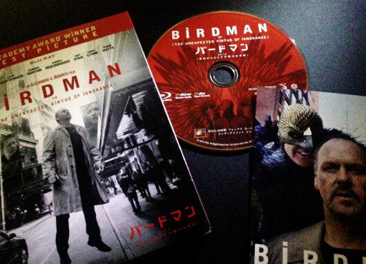 『バードマン』Blu-ray