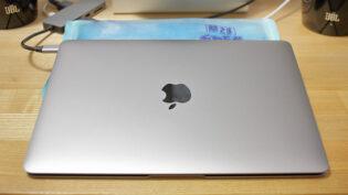 「MacBookの発熱対策」サムネイル
