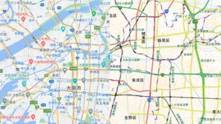 「地理院地図とGoogleマップを切り換えるブックマークレット」サムネイル