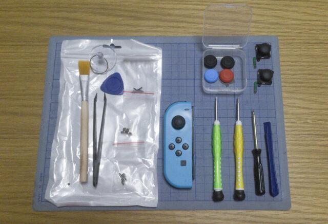 Joy-Con修理キット