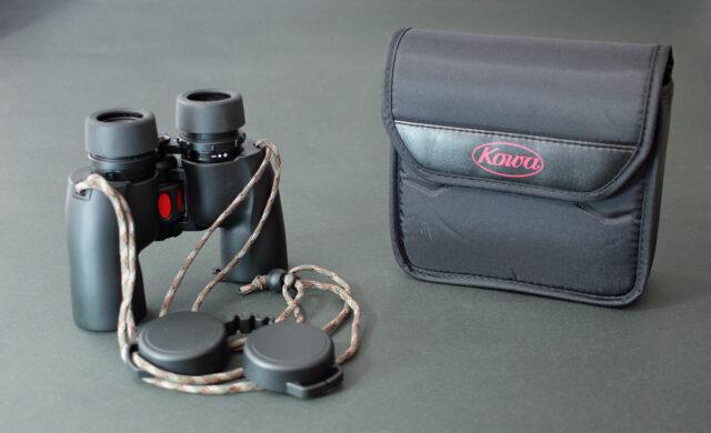 「Kowa YF30-6」と付属品