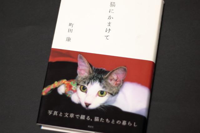『猫にかまけて』単行本